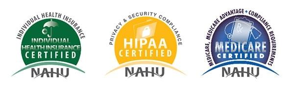 NaHU Certification Tags